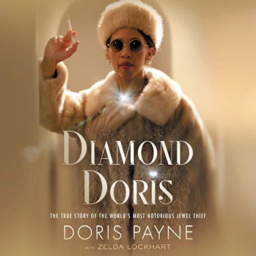 Diamond Doris audiobook cover art