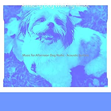 Music for Afternoon Dog Walks - Acoustic Guitars