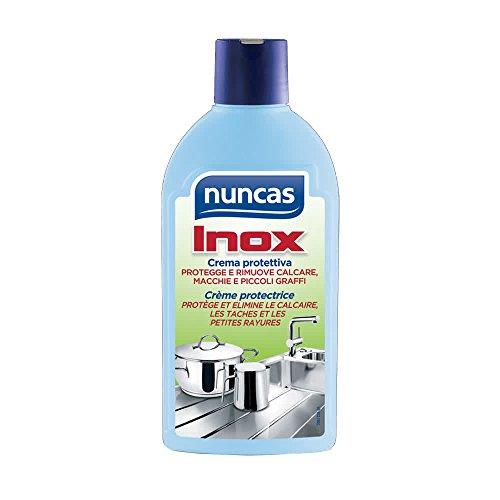 Nuncas Italia S.P.A. Inox Crema Protettiva - 250 Ml