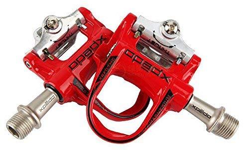 Wellgo Xpedo XRF07MC bicicleta de carretera sellados pedales look keo Compatible Pedal...