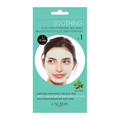 L'Action Paris Aloe Vera hydrating spa mask