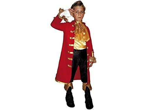 Studio100 - 0806029 - Déguisement pour Enfant - Costume - Pat Le Pirate