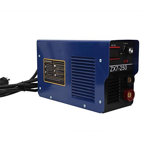 Soldador IGBT, soldador inversor conveniente para llevar pantalla LCD para soldadura eléctrica