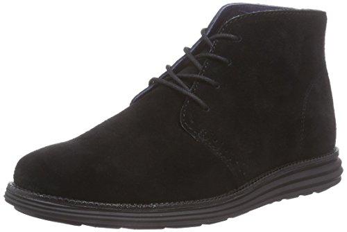 Chung Shi SENSOMO V, Damen Chukka Boots, Schwarz (schwarz), 39 EU
