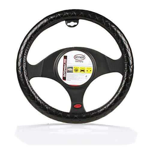 HEYNER - Coprivolante per Auto - Comfort Premium - Noire