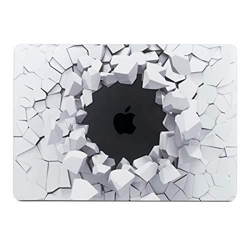 Dongke Case für MacBook Air 13 Modell A1466 / A1369 mit ...