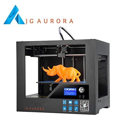 LLC- CLAYMORE Kit d'imprimante 3D avec Impression de CV intégré Suite à Une Panne de Courant, pour Amateurs, débutants, concepteurs et utilisateurs particuliers, Format d'impression 11