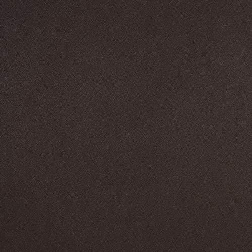 Piel sintética, retardante de llama, tejido de tapicería impermeable, resistente a la orina, resistente a los desinfectantes, color marrón