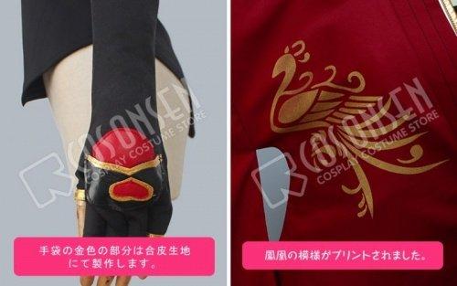 『刀剣乱舞 和泉守兼定 コスプレ衣装 修正版 (女性L)』の8枚目の画像