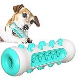 Cepillo de dientes de perro Stick, no tóxico Dog Chew Toy cachorro dientes Cuidado dental El cepillado perrito de juguete eficaz de limpieza masajeador Bite resistente para Pequeña Mediana Animales