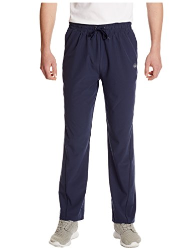 Ultrasport Herren Advanced Jivan Yoga-/fitnesshose Mit Bi-stretch, Marine, S
