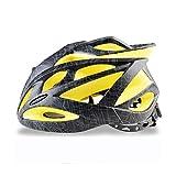 Casco ciclo di sicurezza della bicicletta Confortevole regolabile strada della montagna della luce della bici del casco leggero resistente agli urti regolabile Casco da bicicletta for donne degli uomi