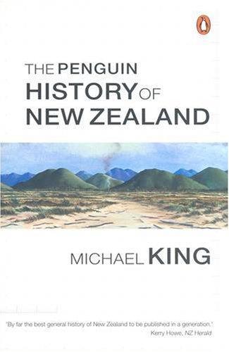 Penguin History Of New Zealand 1/e,The