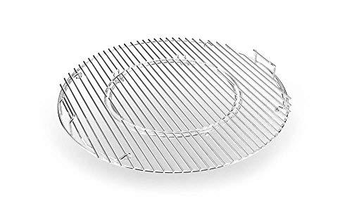 Tepro Grillrost, Hauptrost 57 cm Rost System rund, chrome, 53,5 x 53,5 x 4,5 cm, 8568