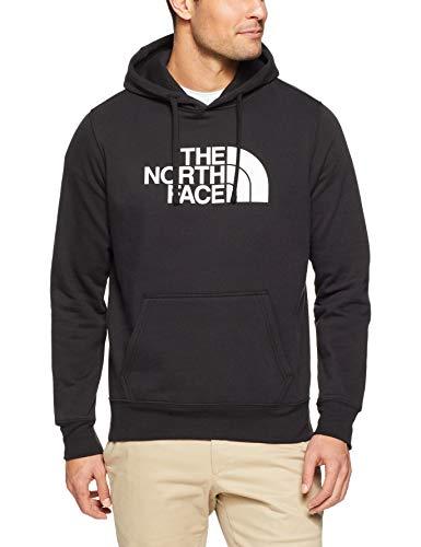 The North Face Half Dome Pullover Hoodie TNF Black/TNF White LG