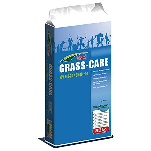 Cuxin DCM Profi Grass-Care Rasendünger Minigran 25KG
