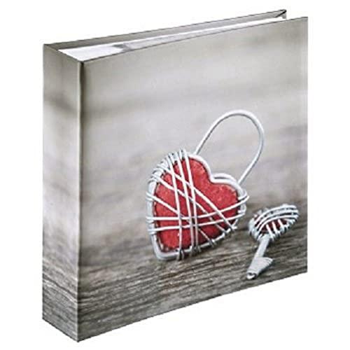 Hama Rustico - Photo albums (Rosso, Bianco, Grigio)