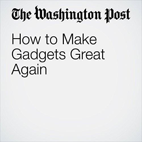 How to Make Gadgets Great Again copertina