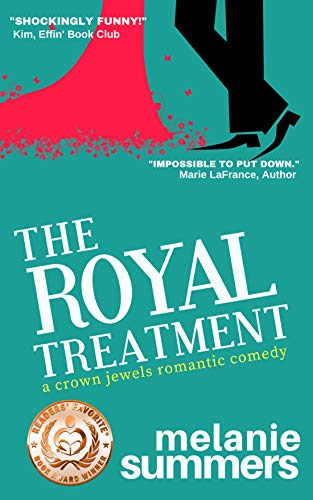 The Royal Treatment (The Crown Jewels Romantic Comedy Series Book 1) (English Edition) PDF Books