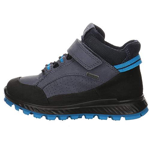 Ecco Jungen Boots Exostrike Kids Kombi blau Gr. 28
