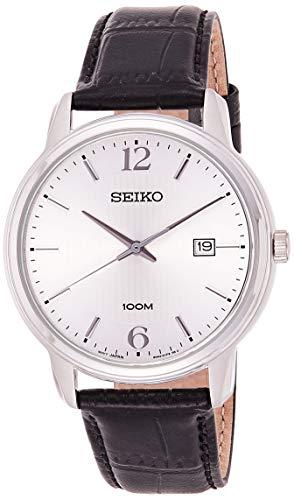 Seiko Neo Classic White Dial Men's Watch SUR265P1