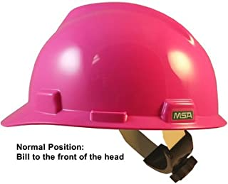 Amazon com: Pink - Hard Hats / Head Protection: Tools & Home Improvement