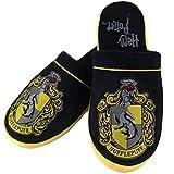 Harry Potter Hufflepuff_Slippers, Pantuflas Hombre, Multicolor, 42/44.5 EU