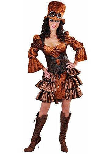 M214109-XXL - Disfraz de pirata para mujer, talla XXL