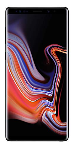 Samsung Galaxy Note 9 (Midnight Black, 6GB RAM, 128GB Storage)
