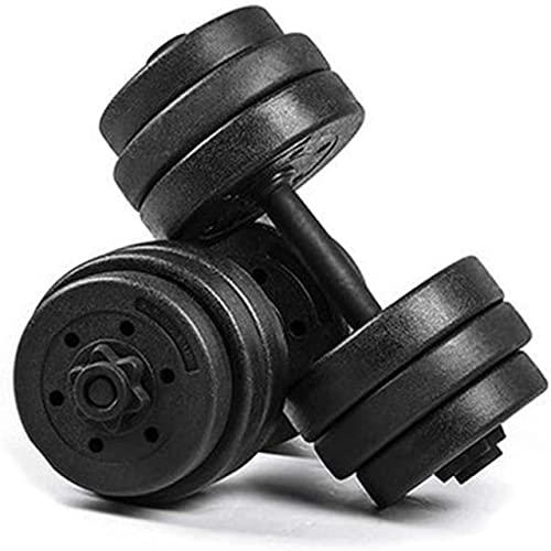 NUEVO-1 pares de tuercas hexagonales con mancuernas, tuercas de varilla con mancuernas, collares Spinlock para barras de entrenamiento deportivo-Negro