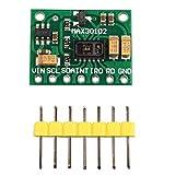 ICQUANZX Sensore di frequenza cardiaca Fare clic su Monitor sensore MAX30102 per Arduino...
