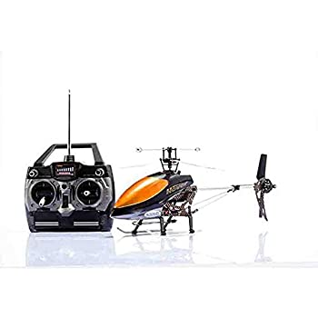 Double Horse 9100 3.5CH Single Blade Large Remote Control Helicopter with Gyro RTF for Outdoor Flying