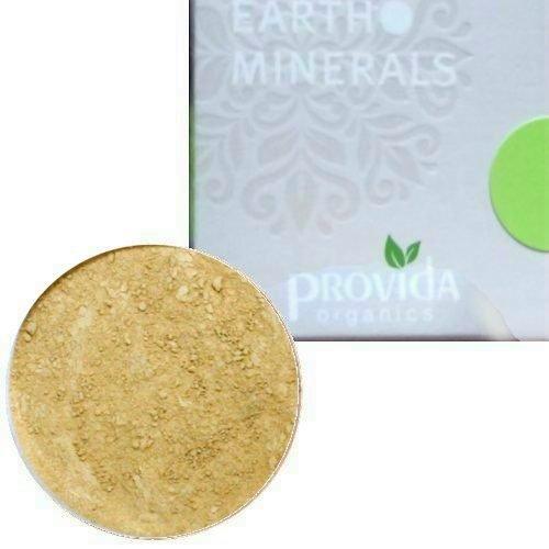 provida Earth Minerals Satin Foundation Golden 5, contenu 6 G