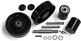 GPS Complete Wheel Kit for Manual Pallet Jack, Fits BT, Model # L 2000-U, L 2300-U