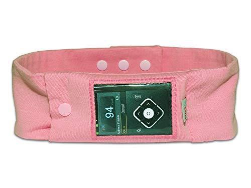 Bauchgurt Bauchband Sportband Pumpentasche Tasche für Insulinpumpe 5076 Größe 55cm - 60cm