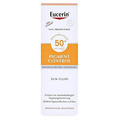 Eucerin Pigment Control LSF 50+ Sun Fluid, 50 ml Fluid