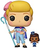 Funko POP! Vinilo: Disney: Toy Story 4: Bo Peep w/Officer McDimples, Multicolor, talla única