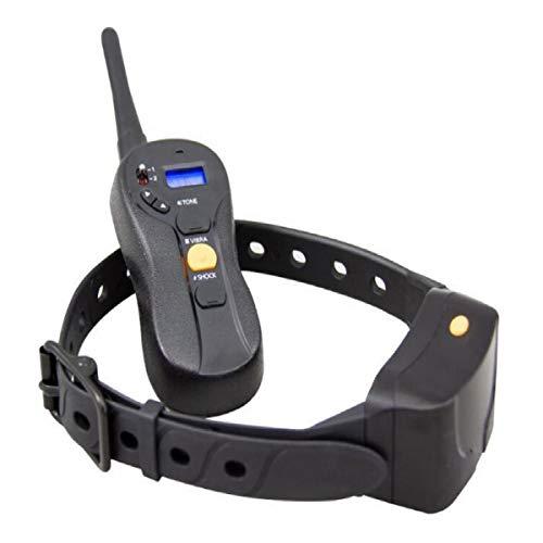 Focuspet Collar de entrenamiento para perros Collar de...