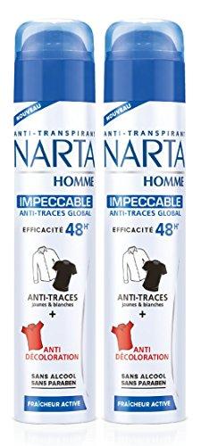 NARTA - Déodorant Homme Atomiseur...