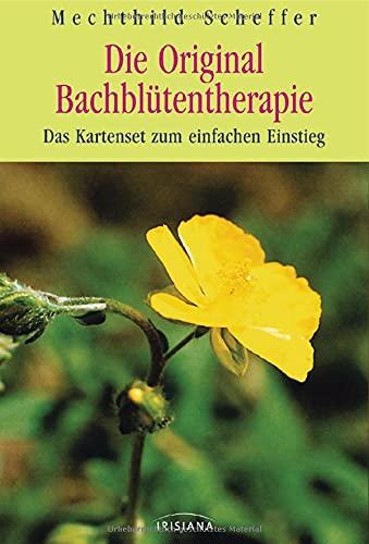 Scheffer, Mechthild<br />Die Original Bachblütentherapie: Das Kartenset zum einfachen Einstieg - jetzt bei Amazon bestellen