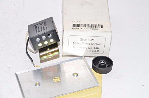 KBWC-13K (H9030) Wall Mount AC Fan Motor Control