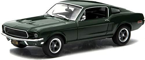 Greenlight - Modellino Auto 1968 Ford Mustang Scala 1:43