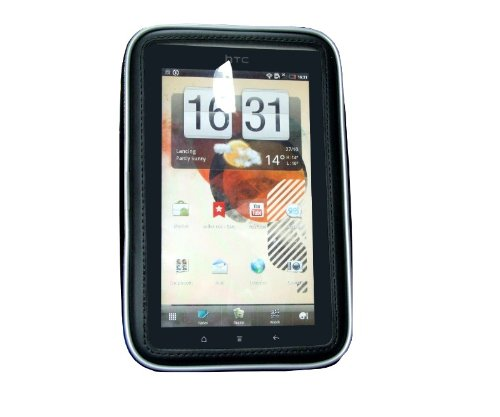 Navitech Cycle / Bike / Bicycle & Motorbike Waterproof holder mount and case Compatible With The GPS satnav models up to 7 inch