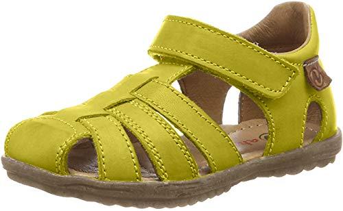 Naturino NATURINO SE unisex barn sandaler, Gul Giallo 0g04-23 EU