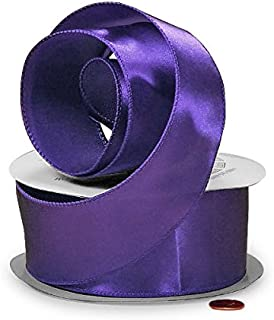 Best wide wired purple ribbon Reviews