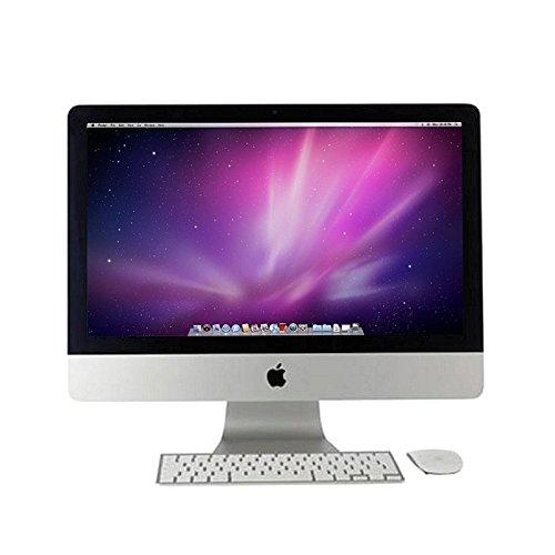Apple iMac 21.5' (i5-5250u 8gb 1tb HDD) QWERTY U.S Teclado MK142LL/A Final 2015 Plata (Reacondicionado)