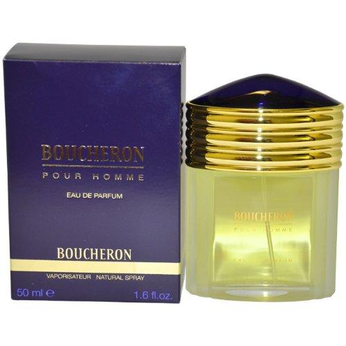 Boucheron Boucheron pour homme eau de parfum spray 50ml