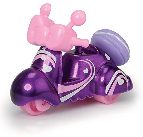 Dickie Toys 7/253242003 Hello Kitty Macaroon + Melody Watermelon, 2er Set, Fahrzeuge und Figuren aus Aluguss, Figuren herausnehmbar, Fahrzeuglänge: 6 cm, Figurgröße: 2,5 cm, ab 3 Jahren
