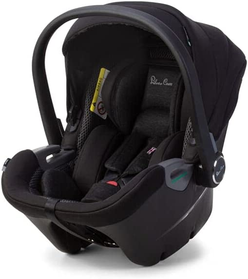 Silver Cross Dream i-Size ISOFIX Car Seat From Birth To Approx 15 Months: image
