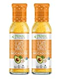 Primal Kitchen's Sesame Ginger Vinaigrette & Marinade, 8 oz, Pack of 2